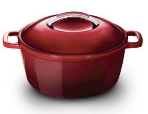 KitchenAid 3.5 quart cast iron Dutch oven